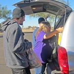 Cocopah Youth Home Love a Child for Christmas