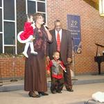 Christmas Cantata 2014
