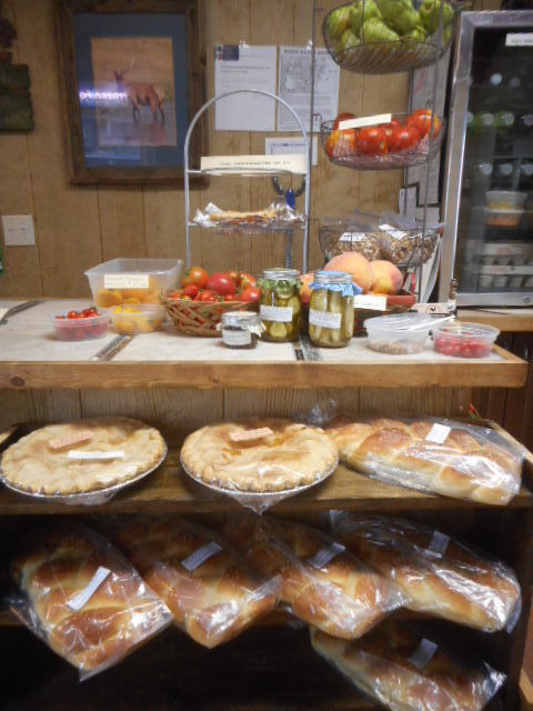 pies & breads on friday