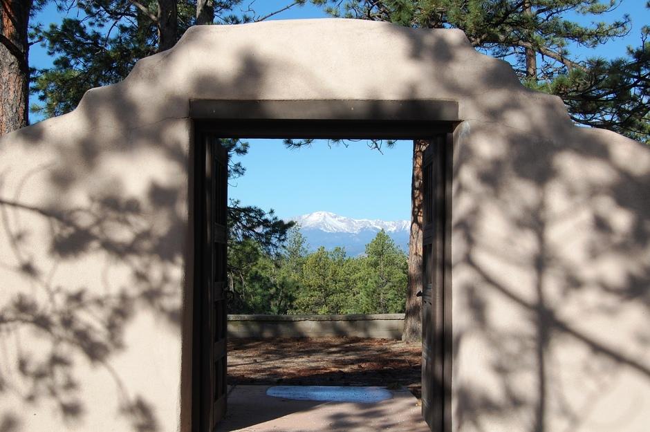 Chapel Pikes Peak