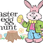 Easter Egg Hunt at La Foret