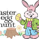Easter Egg Hunt at La Foret