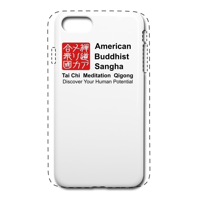 american buddhist sangha iPhone 7 Rubber Case 5 Samsung Galaxy S7
