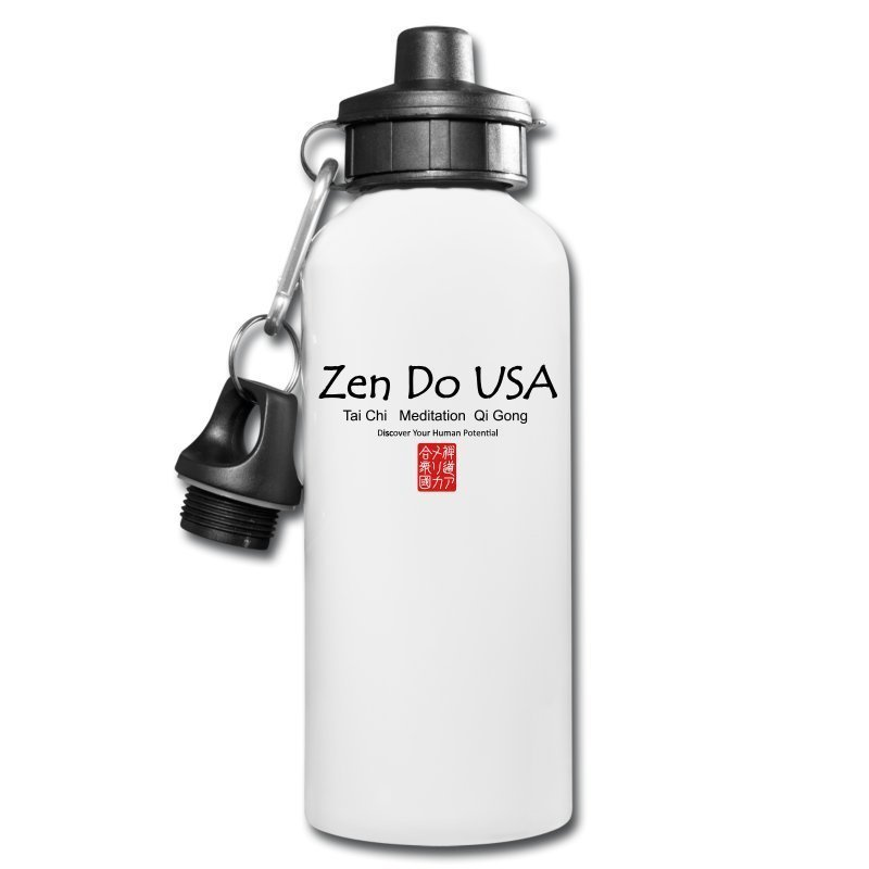 zen do usa water bottle mug coffee american buddhist sangah