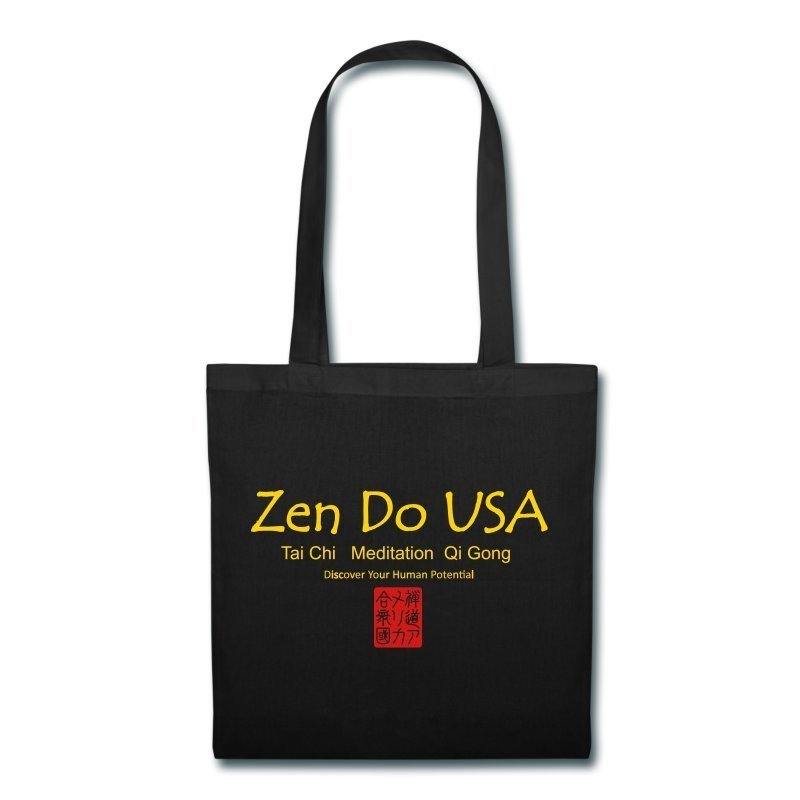 zen back pack tote bag lunch buddhist