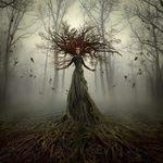 Dryad_tree