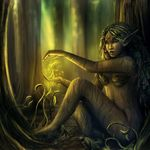 Nymhs and Dryads