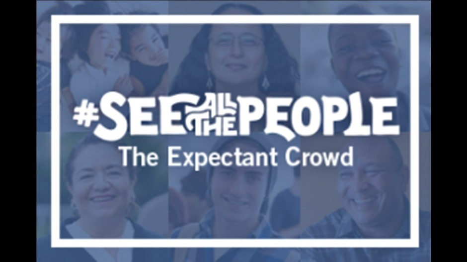 See all the People - The Expectant Crowd