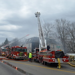 Structure Fire 1/15/2016