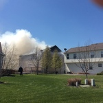 Structure Fire 4/12/2016
