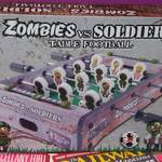 Zombie Football and a Whack Pack!