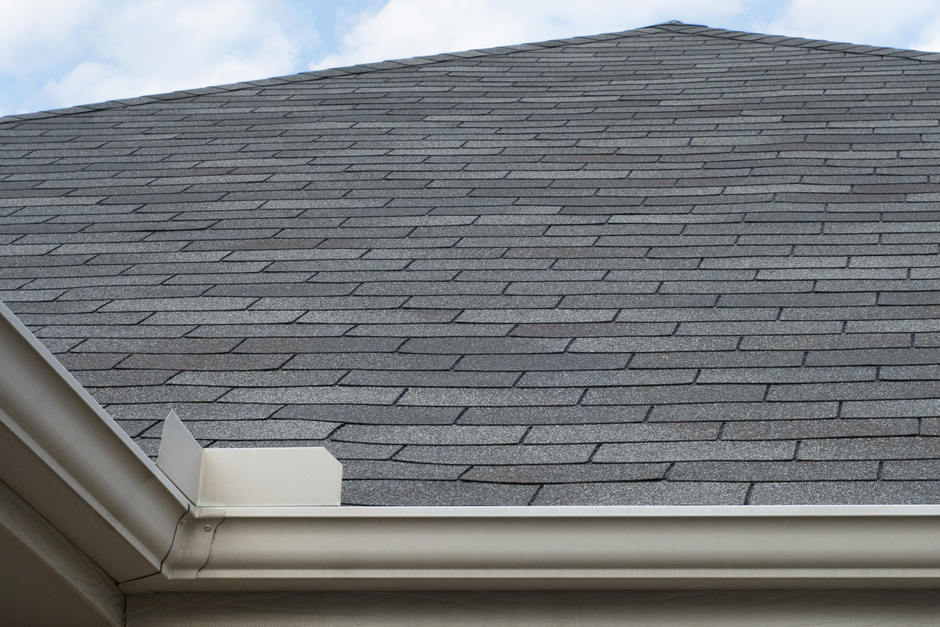 Roof Shingles On Roof