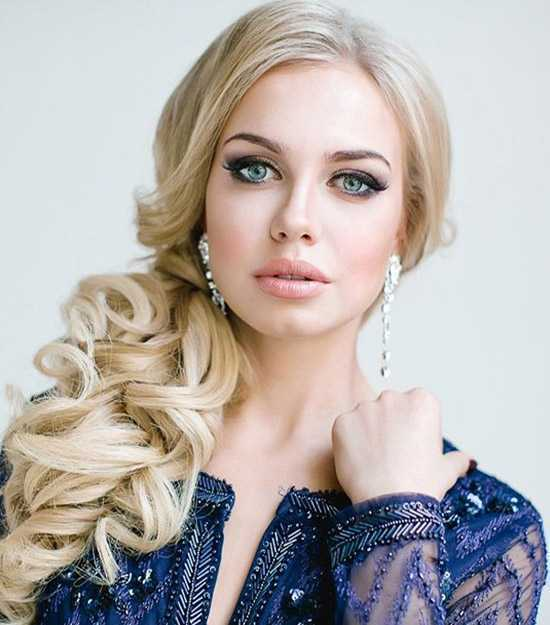 Hairstyles For Special Events And Occasions Hairstylesco Powered