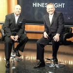 The Hines Ward Show (click YouTube link)