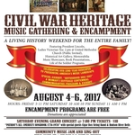 HRB to Play at Civil War Heritage in Windham