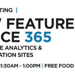 New features of O365 – Workplace Analytics & Communication Sites