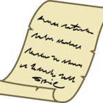 پاسخ به یک نامه، شماره 5