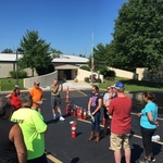 Fire Safety Class & Fast Eddies Run 7/16/16