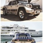 The world's most expensive SUV's