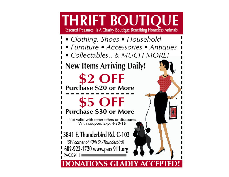 Rescured Treasures Thrift Boutique