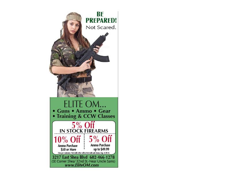Elite OM Gun Store