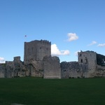 Portchester Castle & St Marys Church