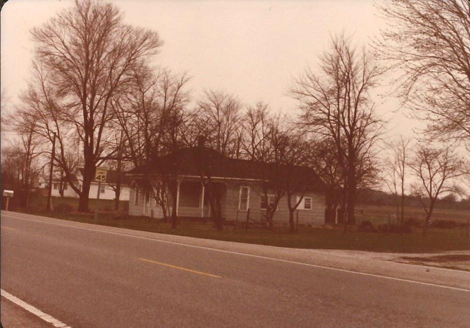 THE OLD HOUSE 3 APRIL 1979