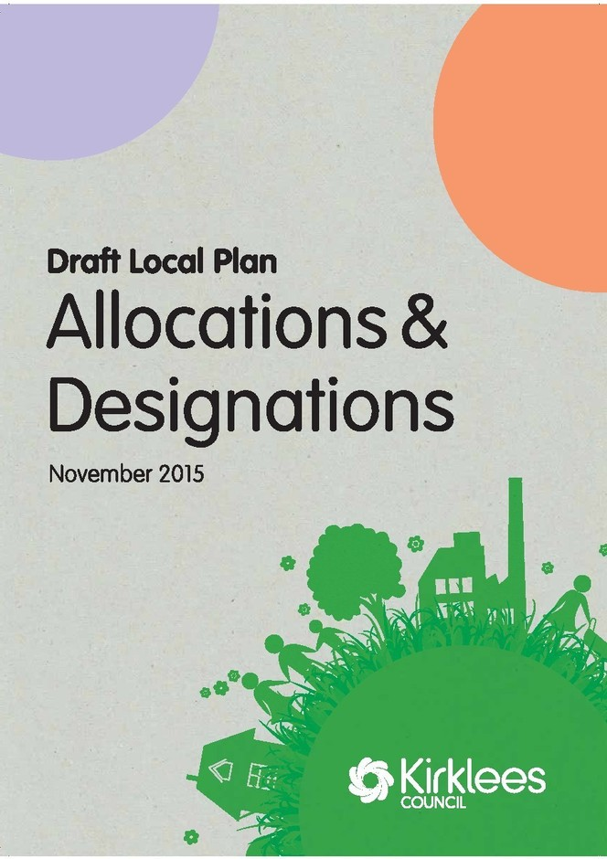 Draft Local Plan Allocations & Designations