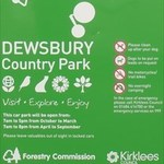 Dewsbury Country Park ..Another Way?