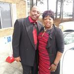 Photos of the Pastor and First Lady