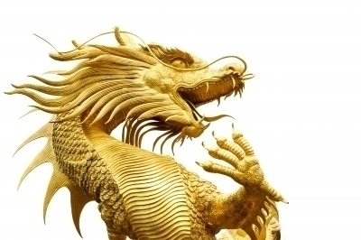 Chinese Dragon 龙