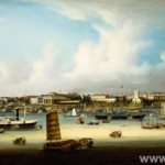 Foreign_factories_in_guangzhou__circa_1850