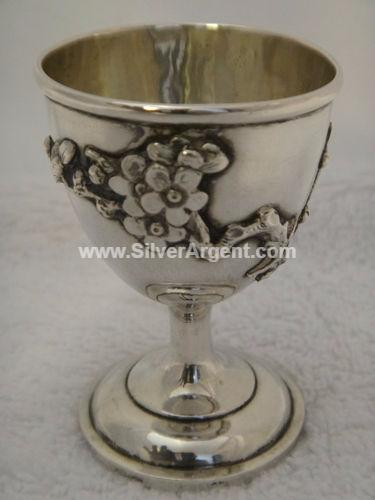 Patina Egg Cup