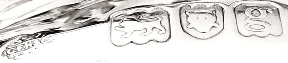 English UK Silver Marks ~ Hallmarks & Makers' Mark
