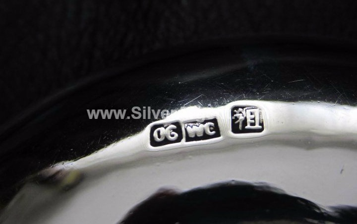 Wing Chun (Chinese Export Silver Mark)