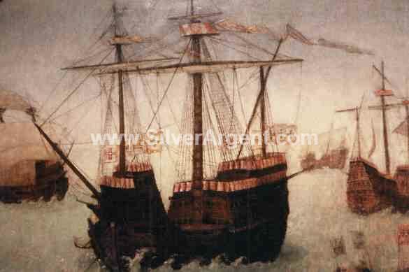 Portuguese ship 16 Century
