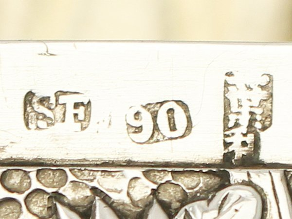 Sing Fat (Chinese Export Silver Mark)
