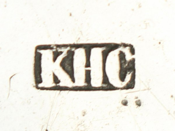 Khe Cheong (Chinese Export Silver Mark)