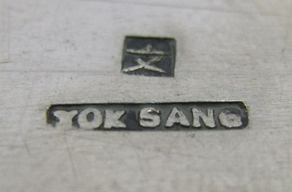 Yok Sang (Chnese Export Silver)