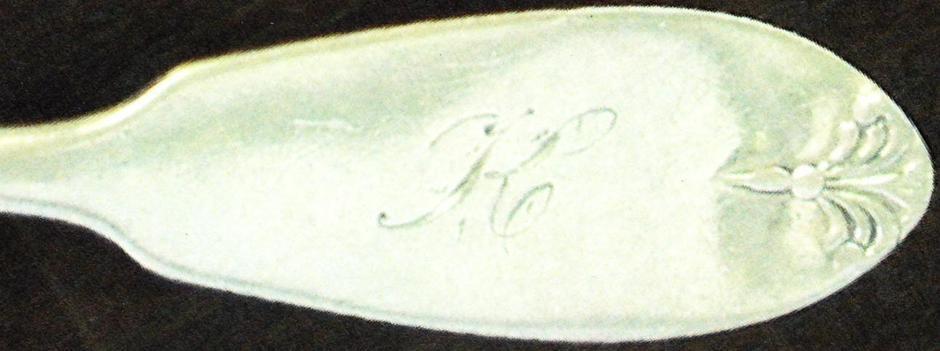 c. 1879 Shell Tipped meriden britannia
