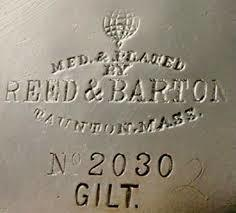 Reed Barton Sterling Silver Flatware Patterns