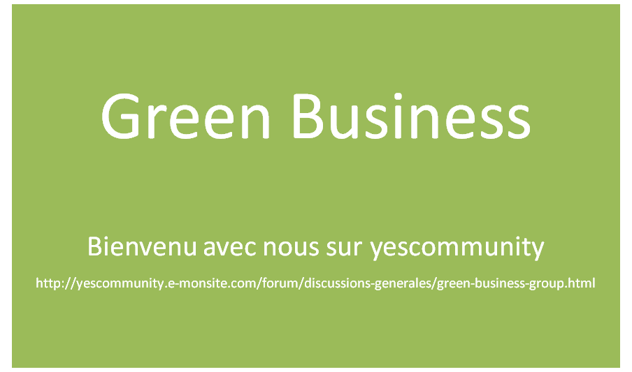 Green Buiness Group