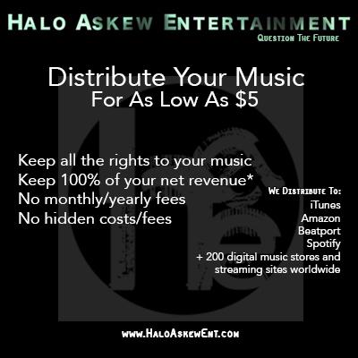 Mi2N com - Award Winning Label, Halo Askew Entertainment