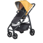 The Uppababy Vista Stroller - Perfect Combination of Comfort and Style