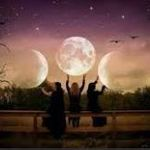 Triple Goddess-Full Moon Ritual 9-23-18