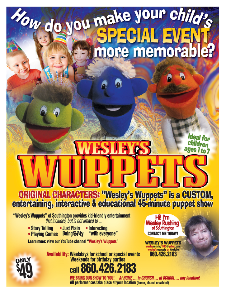Wesley's Wuppets