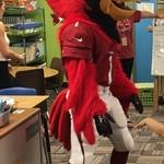 Cardinals visit ERES 2016