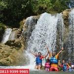 Body Rafting Sungai Oyo Gunungkidul Yogyakarta