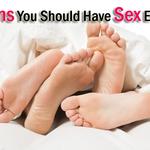 Benefits of Having Sex Everyday