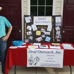 Deaf Awareness Table Fair 9-2-16